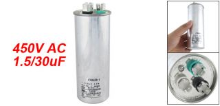 450V 1 5 30uF 50 60Hz Motor Start Capacitor for Air Conditioner