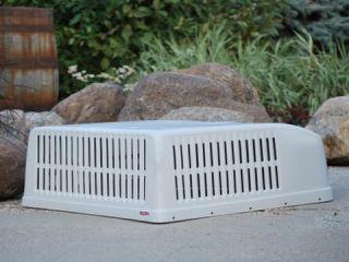 air conditioner shroud fits Brisk Air 11000, 13500, and 15000 BTU air
