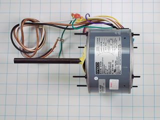 Fasco 1075 RPM AC Air Conditioner Condenser Fan Motor 1 4 HP