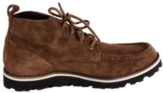 Cole Haan Air Hunter Chukka Burnt Sugar Suede Ankle Boots Mens Shoes
