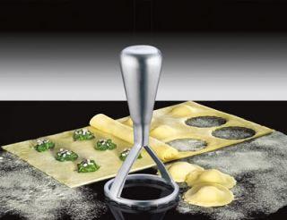 Küchenprofi Stainless Steel Ravioli Cutter Stamp 043823