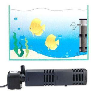 aquarium fish tank water pump filter air pipe 880l h