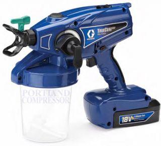 Pro Finefinish Cordless Handheld Airless Paint Sprayer 16H240