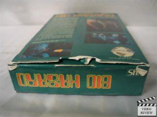 Bio Hazard VHS Aldo Ray Angelique Pettyjohn