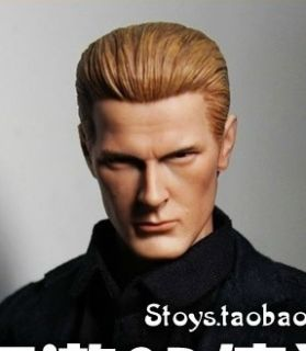 Cian Albert Wesker 1 6 Figure Head Sculpt Headplay Hot Toys Resident