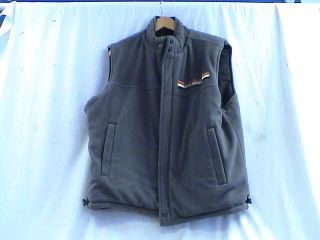 Authentic Harley Davidson Winter Vest 2 Sided Mens X Large