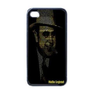 Al Capone Mafia Legend iPhone 4G Hard Case