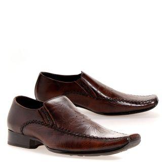 Delli Aldo Mens 18355 Synthetic Dress Oxford Dress Formal Shoes