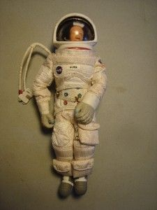 1999 Hasbro Gi Joe Buzz Aldrin Astronaut Action Figure 12