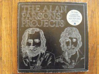 he Alan Parsons Projecs 5 LP w Audio Guide Arisa Records SP 68