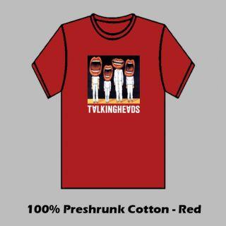 Talking Heads Album Cover Music T Shirt