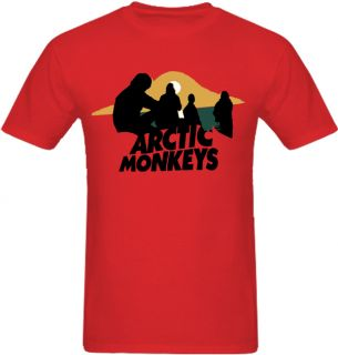 Music T Shirt Arctic Monkeys Pop Rock Alex Turner Men Women