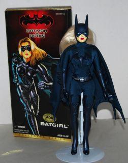 12 Batgirl Alicia Silverstone Collectors Series Special Edition 1997