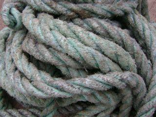 27 Feet Tow Nylon Mooring Rope Alaska King Crab Pot Floats