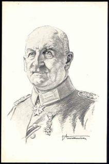 click click w652 wwi german general alexander von linsingen ca 1915