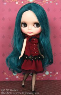 Takaratomy Neo Blythe Top Shop Limited Alexis Emerald