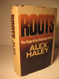 haley alex roots new york doubleday mcclure company 1976 octavo