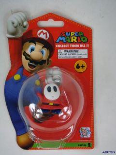 Lot de 6pc Super Mario Brothers Family Figurines Jouets Figure Series