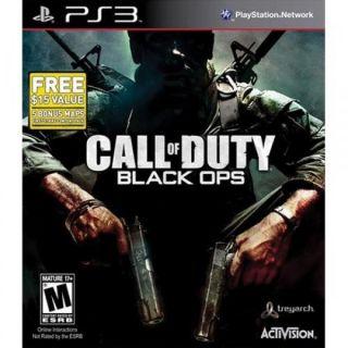 of Duty Black Ops LTO Edition w/ 5 bonus maps   Sony Playstation 3
