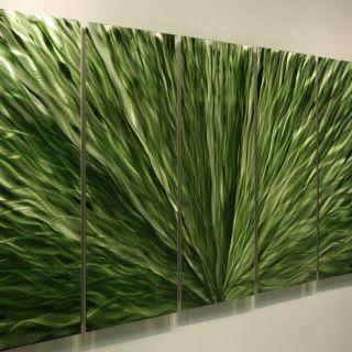Metal Modern Abstract Wall Art Painting Sculpture Jon Allen