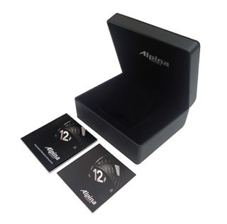 Alpina Club Black Automatic Men's Watch Al 525B4FBRC6