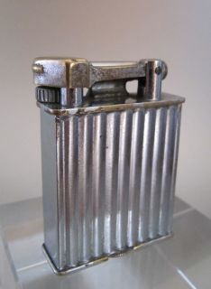 1935 A RARE French Parker Alfred Dunhill Paris Petrol Lighter