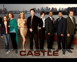Castle Signed TV Script x11 Nathan Fillion Stana Katic Quinn Jones