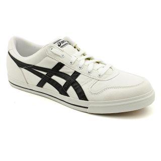 Asics Alton Mens Size 12 5 White Textile Athletic Sneakers Shoes EU 47