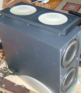 Altec Lansing 5100 Computer Speakers Subwoofer Only