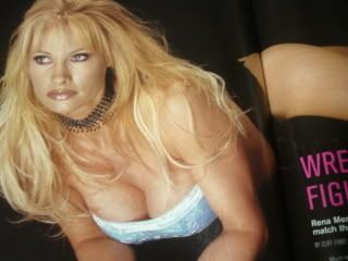 Wwe sable hot pics are not