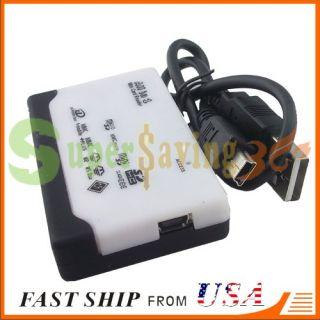 New All in 1 Multi Memory Card USB Reader SD SDHC Mini Micro M2 MMC XD