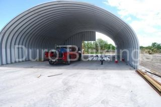 Duro Steel 40x80x16 Metal Buildings Direct Factory CLEARANCE Garage