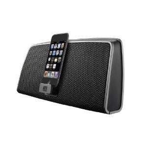 ALTEC LANSING RECHARGEABLE PORTABLE SPEAKER DOCKING STATION FOR IPHONE