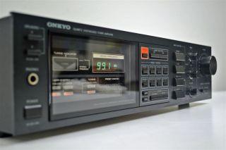 Onkyo Stereo Am FM Receiver Tuner Amplifier Amp TX 25