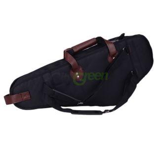 Alto Saxophone Soft Case Gig Bag Foam Padded Advanced Fabrics Bag