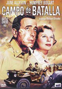 New PAL Classic DVD Richard Brooks Humphrey Bogart June Allyson