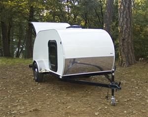 model new 2011 2011 american teardrop eagle 5x10 full size camping