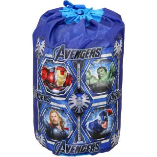 Iron Man Thor Captain America Slumber Sleeping Bag Backpack