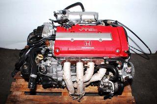 JDM Honda Acura Integra DC2 B18C Type R Engine DOHC vtec Motor EG6 EK