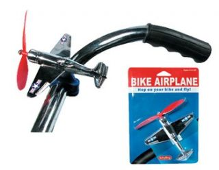 Bike Airplane Bicycle Air Plane New Vtg Retro Trike Tricycle Handlebar