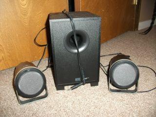 Altec Lansing BXR1221 Computer Speaker System Subwoofer