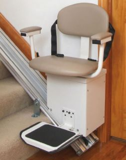 Ameriglide DC Deluxe Power Stair Lift Stairlift Chair
