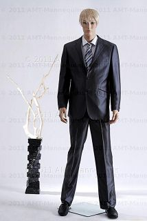 amt mannequins standing male mannequin model tony