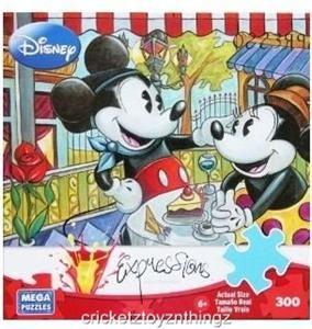 Disney Artist Series Expressions Amy Lynn Jigsaw Puzzle New