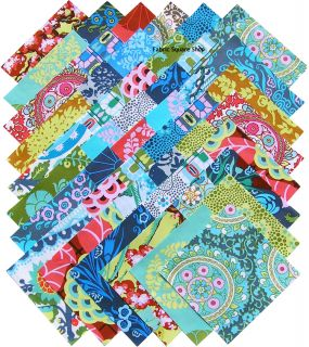 ... Amy Butler CAMEO 5 Fabric Quilting Squares Westminster Fibers ...