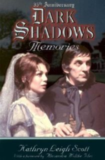 Dark Shadows Kathryn Leigh Scott Josette Signed Book 35th Anniversary