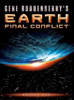 Earth Final Conflict Complete First Season 1 DVD New
