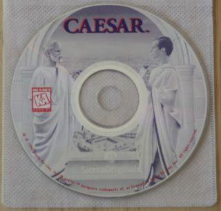 caesar i ancient rome simulator 1 click xp vista win 7 installer