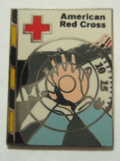 AMERICAN RED CROSS CPR PIN