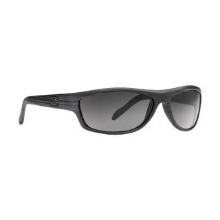 Anarchy Sunglasses Bedlam Road Kill Matte Black Grey Smoke Polarized
